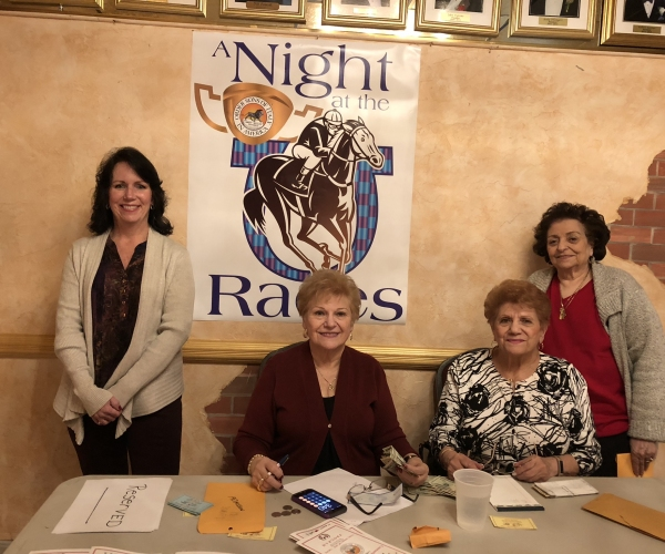 Night at the Races Jan 2018