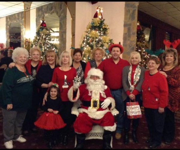 Breakfast with Santa 2016