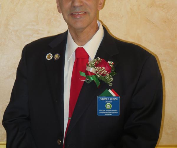 2018 President Carmine