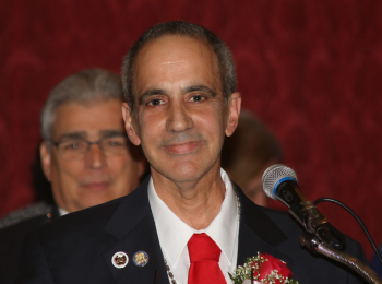 Lodge President Carmine (2018-2019)