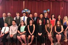 Scholarship Recipients 2017